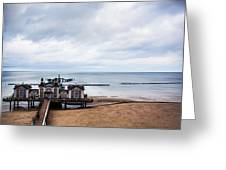 Sellin Pier 2 Greeting Card