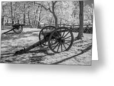Seminary Ridge  8d00034i Greeting Card