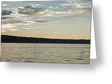 Seneca Lake Living Greeting Card