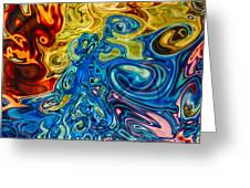 Sensational Colors Greeting Card