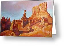 Sentinel - Bryce Canyon Greeting Card