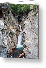 Sequence Falls Greeting Card