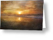 Serene Outlook  Greeting Card by Betsy C Knapp