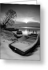 Serenity Greeting Card by Davorin Mance