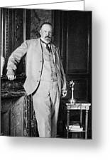 Sergey Yulyevich Witte (1849-1915) Greeting Card