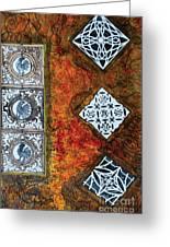 Serie Lissette V Greeting Card
