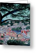 Sestri Levante Greeting Card