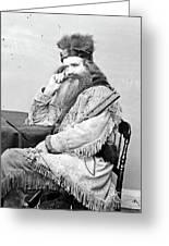 Seth Kinman (1815-1888) Greeting Card