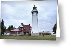 Seul Choix Point Lighthouse Greeting Card