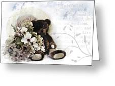 Shabby One Greeting Card