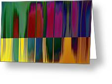 Shadows In The Material World Greeting Card