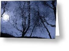 Shadows Of Reality  Greeting Card