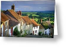 Shaftesbury Greeting Card
