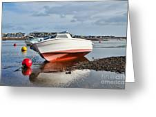 Shaldon-teignmouth Harbour Greeting Card