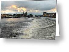 Shannon River 3 Greeting Card