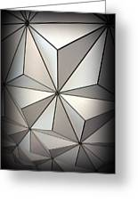 Shapes In Steel Greeting Card