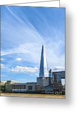 Shard Greeting Card