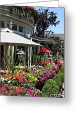 Shaw Cafe And Wine Bar - Niagara On The Lake Greeting Card