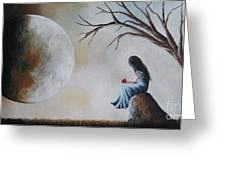 Surreal Paintings Greeting Card