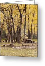 Sheep Creek Canyon Wyoming 13 Greeting Card