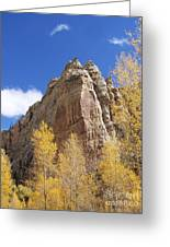 Sheep Creek Canyon Wyoming 2 Greeting Card