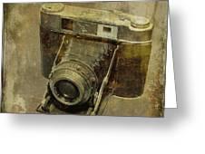 Shelf Camera Greeting Card