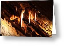 Shenandoah Caverns - 121212 Greeting Card