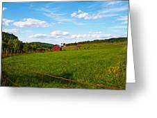 Shenandoah Farm Greeting Card