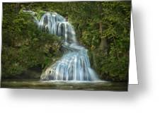 Shenandoah Waterfall Greeting Card