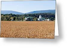 Shenandoah Valley Farmstead Greeting Card