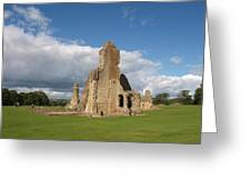 Sherborne Old Castle - 2 Greeting Card