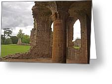 Sherborne Old Castle 6 Greeting Card