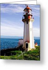 Sheringham  Lighthouse Greeting Card