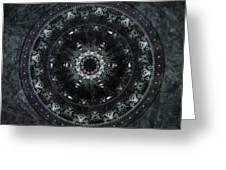 Shield Of Athena Greeting Card