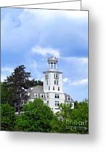 Shiloh Chapel Durham Maine Greeting Card