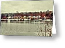 Lake Lochmere  Greeting Card