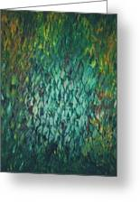 Shimmering Reflections Greeting Card