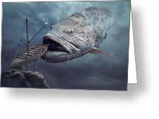 Ship Of Hope Greeting Card