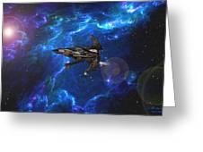 Ship One Greeting Card
