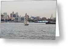 Ships And Boats Greeting Card