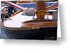 Shipshape Greeting Card
