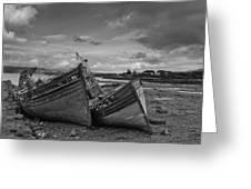 Shipwrecked Greeting Card