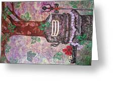 Shiv Ling Greeting Card