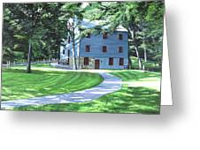 Shoaff's Mill Greeting Card