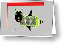 Shoofly Greeting Card