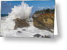 Shore Acres Finale Greeting Card