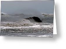 Shore Breeze Greeting Card
