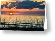 Shore To Eternity  Greeting Card