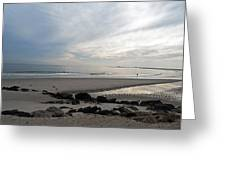 Shores Of Holgate Greeting Card