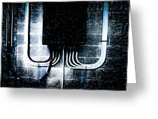 Short Circuit Greeting Card